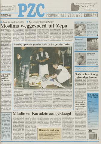 Provinciale Zeeuwse Courant 1995-07-26