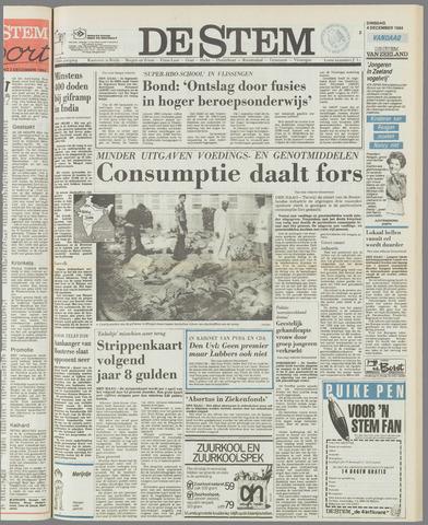 de Stem 1984-12-04
