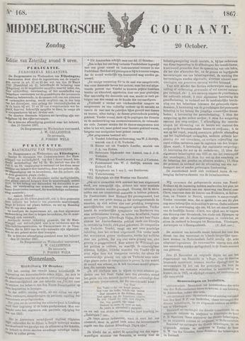 Middelburgsche Courant 1867-10-20