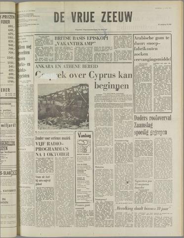 de Vrije Zeeuw 1974-07-23