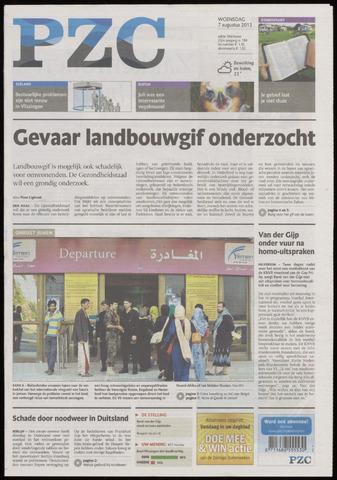 Provinciale Zeeuwse Courant 2013-08-07