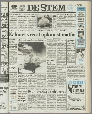 de Stem 1985-05-23