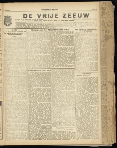 de Vrije Zeeuw 1945-05-23