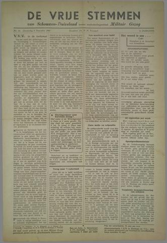 Zierikzeesche Nieuwsbode 1945-11-08