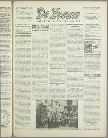 De Zeeuw. Christelijk-historisch nieuwsblad voor Zeeland 1937-12-29