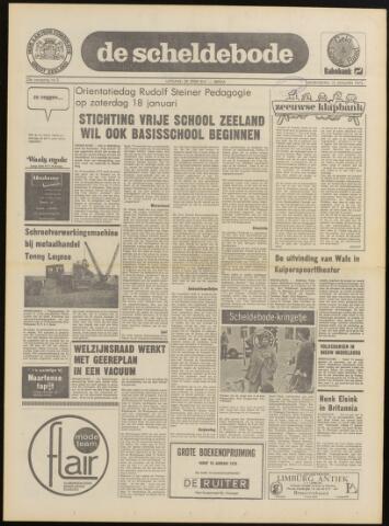 Scheldebode 1975-01-09