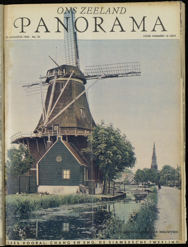 Ons Zeeland / Zeeuwsche editie 1935-08-29