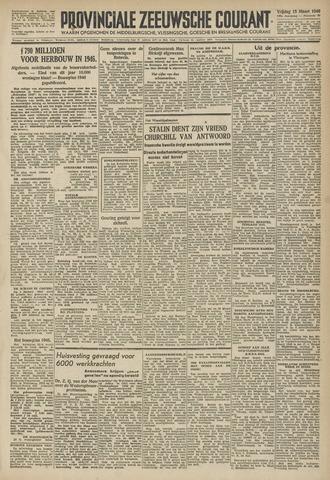 Provinciale Zeeuwse Courant 1946-03-15