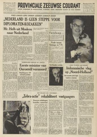 Provinciale Zeeuwse Courant 1961-10-16