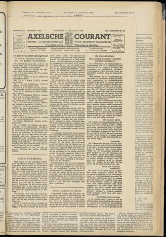 Axelsche Courant 1948-08-11