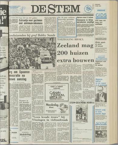 de Stem 1981-05-08