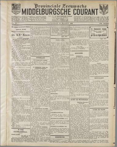 Middelburgsche Courant 1930-03-29