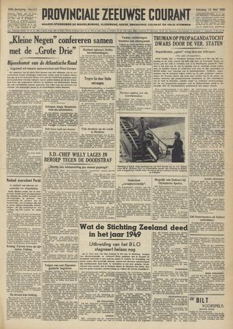 Provinciale Zeeuwse Courant 1950-05-16