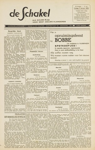 De Schakel 1964-01-17