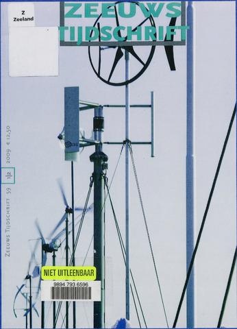 Zeeuws Tijdschrift 2009-01-01