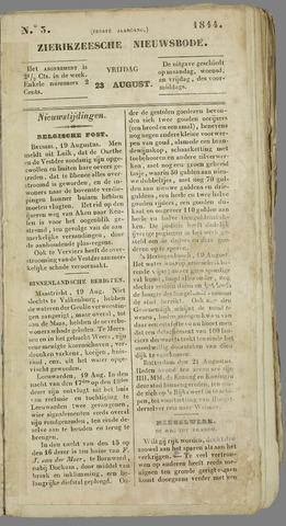 Zierikzeesche Nieuwsbode 1844-08-23