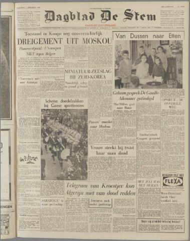 de Stem 1960-08-01