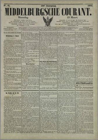 Middelburgsche Courant 1893-03-13