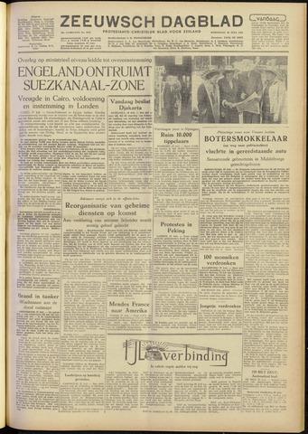 Zeeuwsch Dagblad 1954-07-28