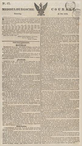 Middelburgsche Courant 1832-05-26