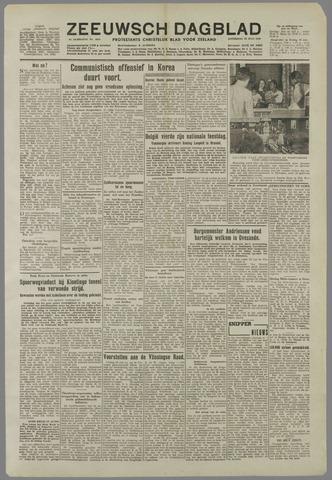 Zeeuwsch Dagblad 1950-07-22