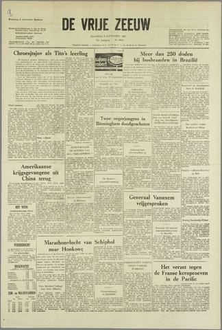 de Vrije Zeeuw 1963-09-09