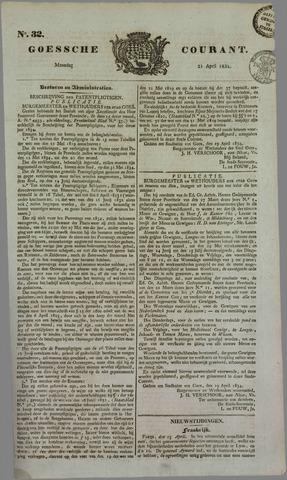Goessche Courant 1834-04-21