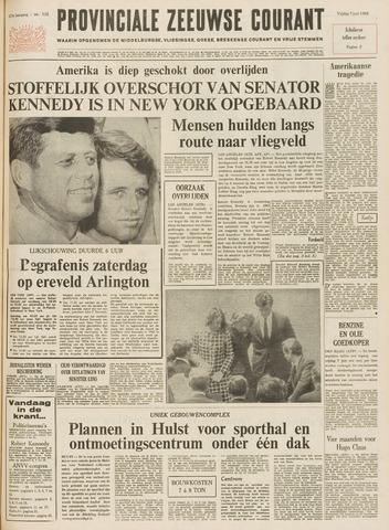 Provinciale Zeeuwse Courant 1968-06-07