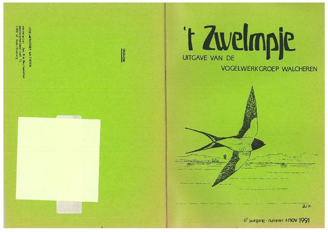 't Zwelmpje 1991-11-01
