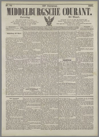 Middelburgsche Courant 1895-03-30