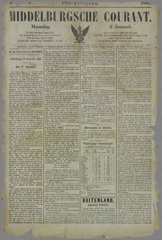 Middelburgsche Courant 1882