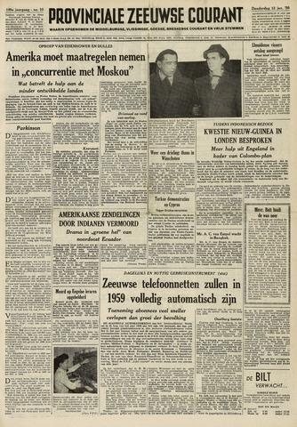 Provinciale Zeeuwse Courant 1956-01-12