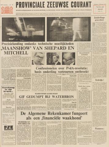 Provinciale Zeeuwse Courant 1971-02-06