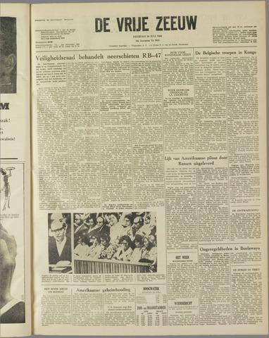 de Vrije Zeeuw 1960-07-26