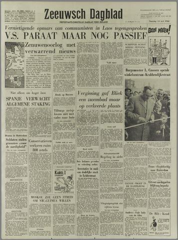 Zeeuwsch Dagblad 1962-05-14