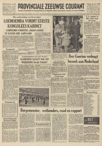 Provinciale Zeeuwse Courant 1960-06-24