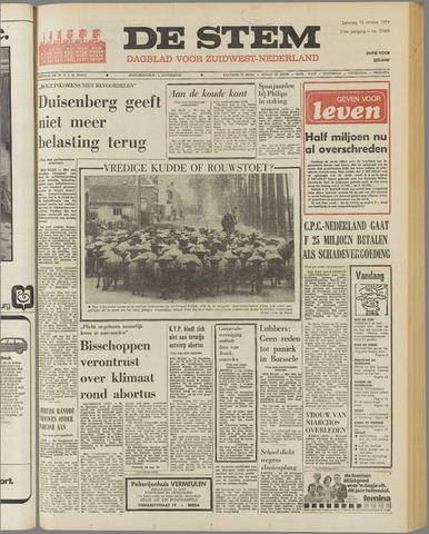 de Stem 1974-10-12