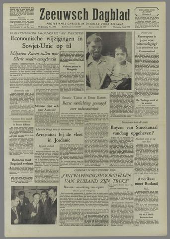 Zeeuwsch Dagblad 1957-05-08