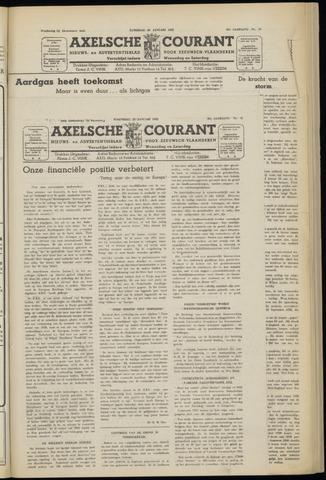 Axelsche Courant 1952-01-23