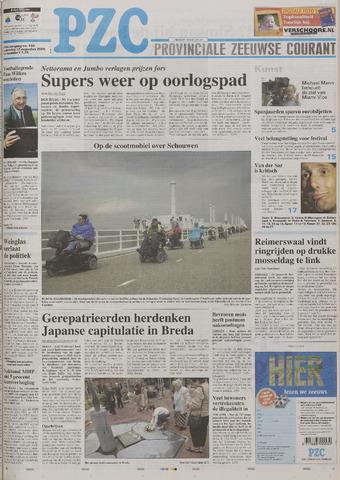 Provinciale Zeeuwse Courant 2006-08-16