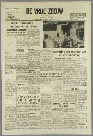 de Vrije Zeeuw 1966-02-04