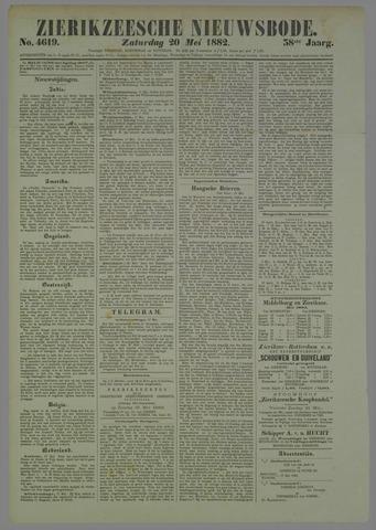 Zierikzeesche Nieuwsbode 1882-05-20