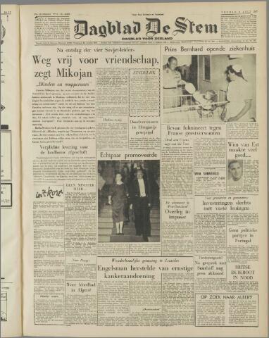 de Stem 1957-07-05