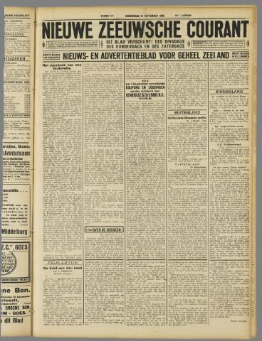 Nieuwe Zeeuwsche Courant 1929-09-12