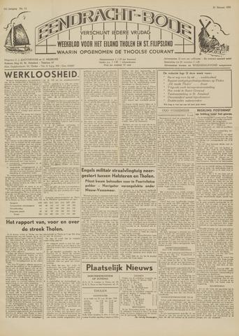 Eendrachtbode (1945-heden)/Mededeelingenblad voor het eiland Tholen (1944/45) 1959-02-20