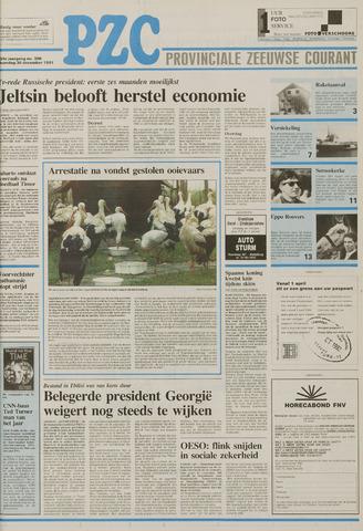 Provinciale Zeeuwse Courant 1991-12-30