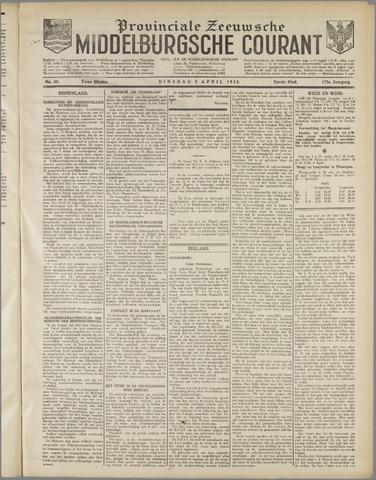 Middelburgsche Courant 1932-04-05