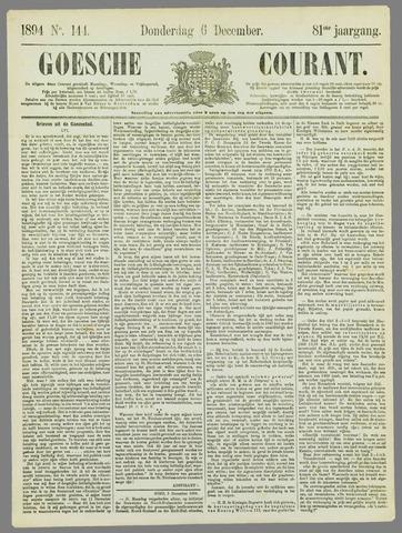 Goessche Courant 1894-12-06