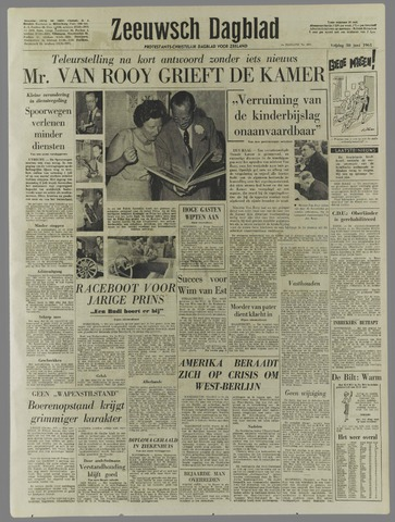 Zeeuwsch Dagblad 1961-06-30