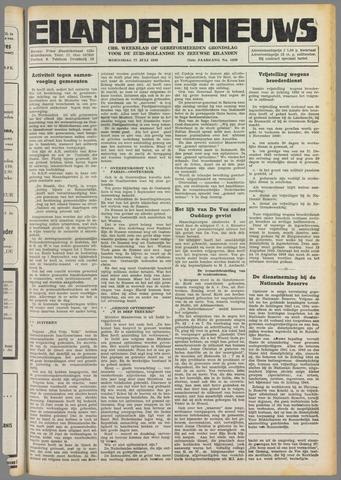 Eilanden-nieuws. Christelijk streekblad op gereformeerde grondslag 1949-07-27